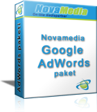 Novamedia Google AdWords Paket